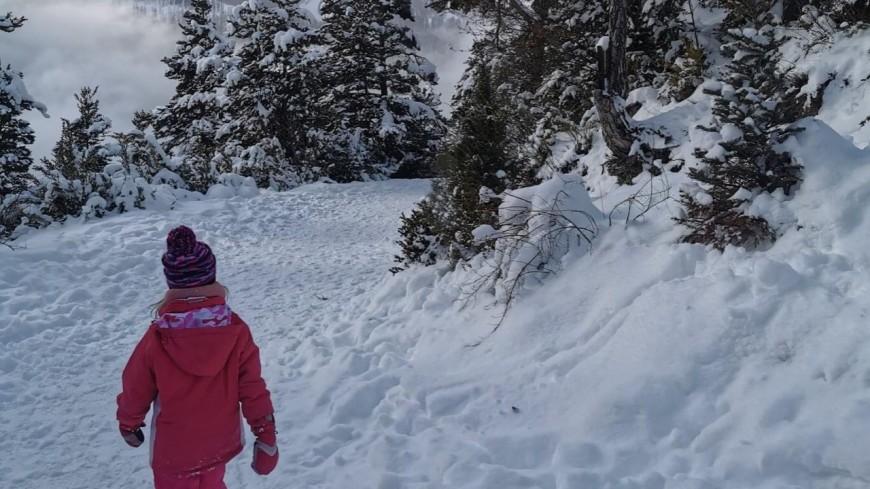 La neige oui, mais pas n'importe comment !