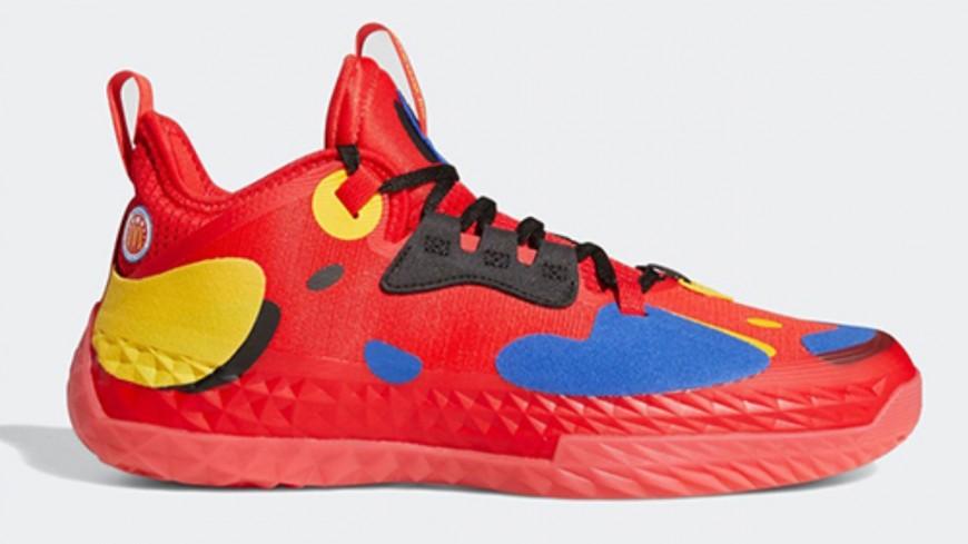 Des nouvelles baskets Adidas à l'effigie de McDonald's (photos)