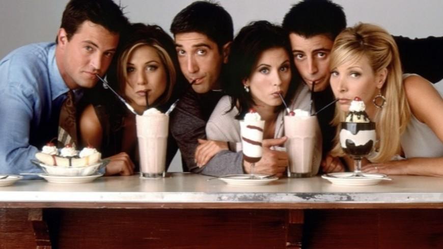 """Le tournage de l'épisode de réunion de """"Friends"""" a débuté !"""