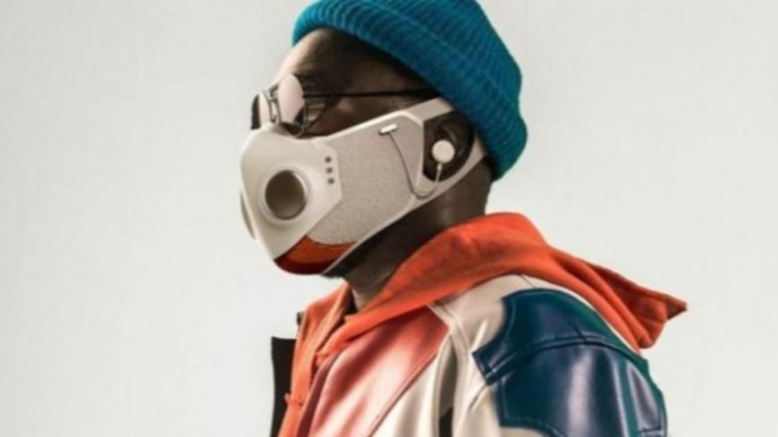 Ce masque anti-covid permet d'écouter de la musique ! (vidéo)