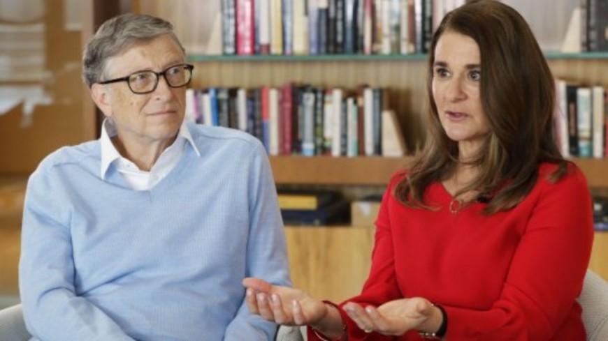 Après 27 ans de mariage, Bill et Melinda Gates divorcent
