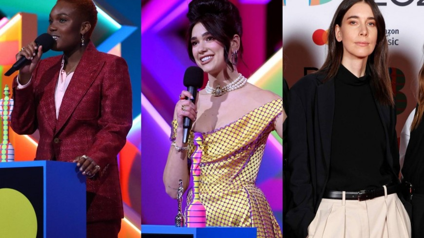 Découvrez le palmarès des Brit Awards 2021 !