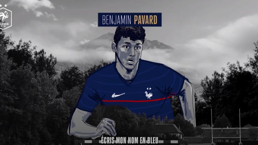 """Euro 2020 - Découvrez """"Ecris mon nom en bleu"""", l'hymne des Bleus (vidéo)"""