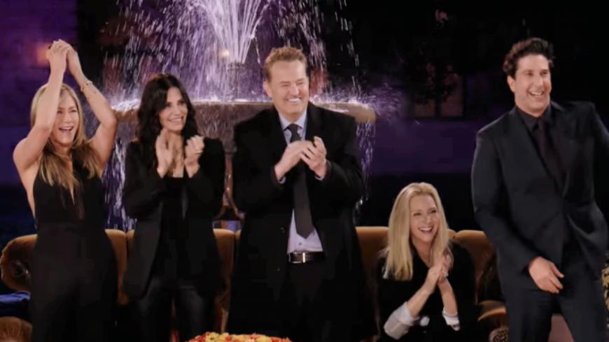 Friends : l'épisode des retrouvailles va être diffusé sur TF1