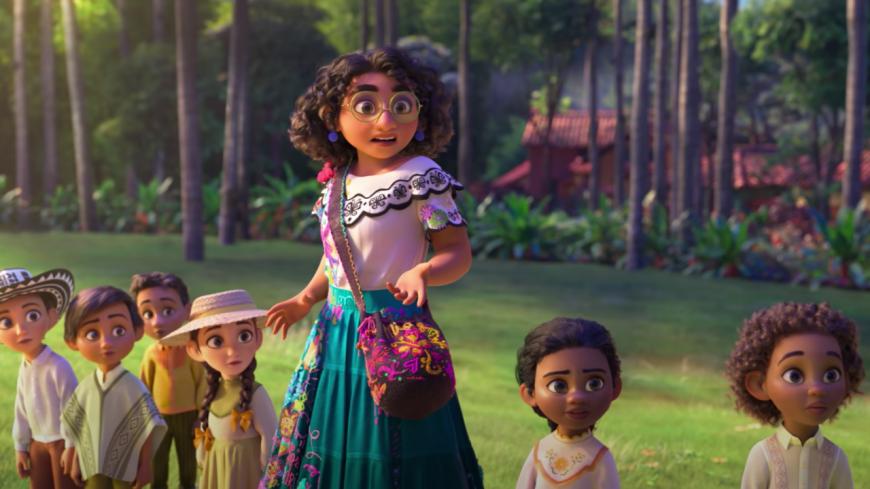 """Disney dévoile la bande-annonce de """"Encanto"""" ! (vidéo)"""