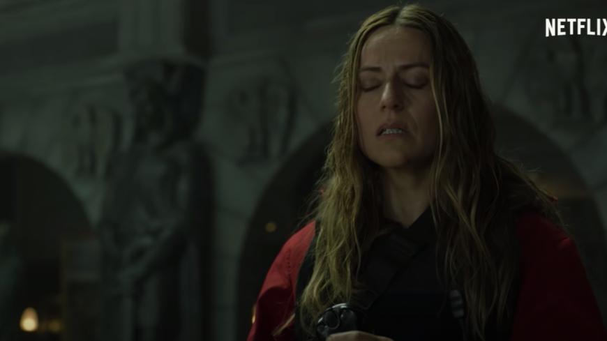 Netflix partage la bande-annonce sous tension de la Casa de Papel saison 5 ! (vidéo)