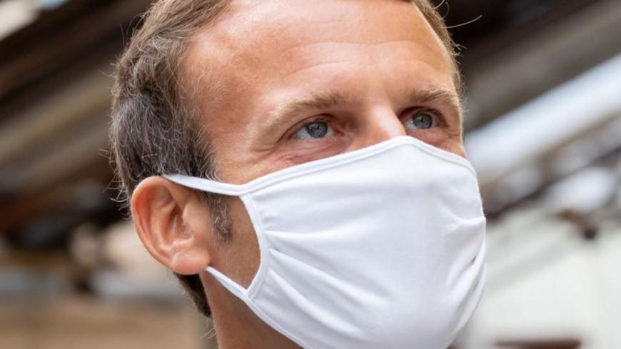 Emmanuel Macron en visite à Nice ce mardi