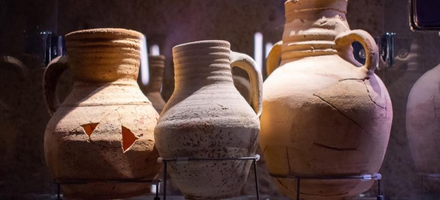 À Nice on fête les journées européennes de l'archéologie