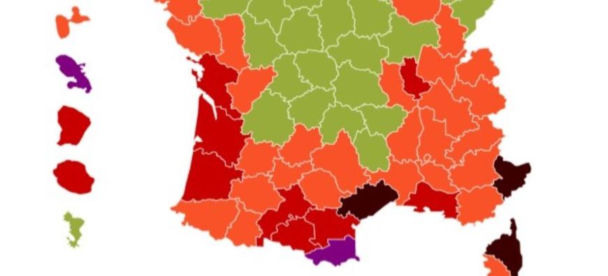 Les Alpes-Maritimes bientôt face à de nouvelles restrictions ?