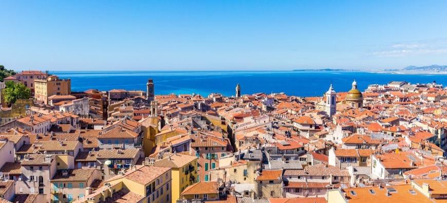 Nice à la 14ème place des grandes villes françaises les plus propices à la détente !